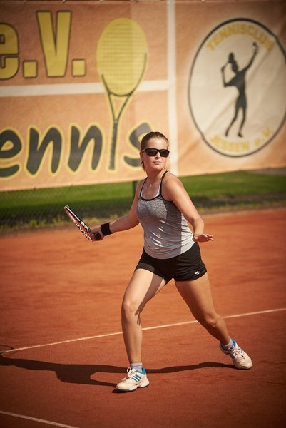 Tennis Jessen